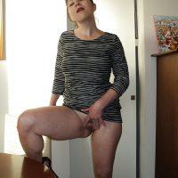 Patricia, sensuelle et salope, trompe sur Vannes